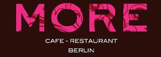 MORE Restaurant Cafe Berlin