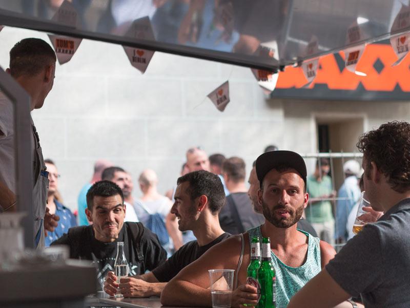 Berlin Gay Street Parties