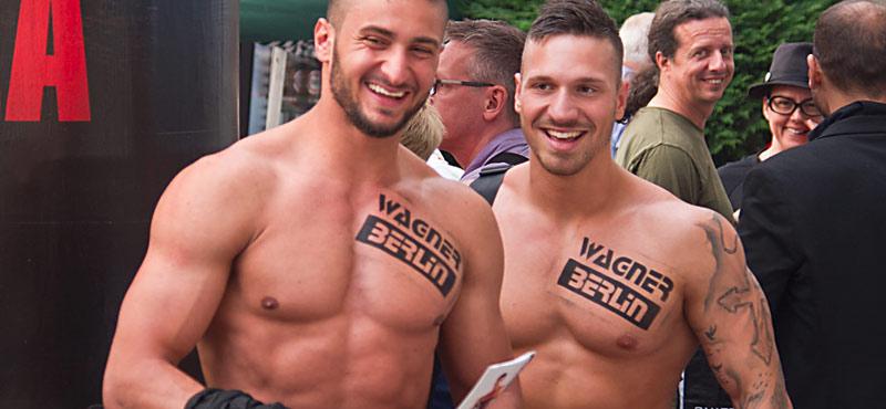 Gay Berlin Guide 2018 - bars, clubs,
